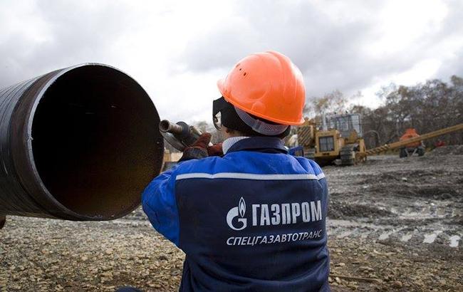 """""""Газпром"""" продолжает держать низкое давление на входе в ГТС Украины"""