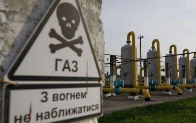 Украина накопила 13 млрд кубометров газа