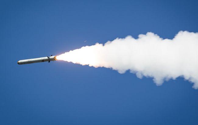 Фото: ракета Tomahawk