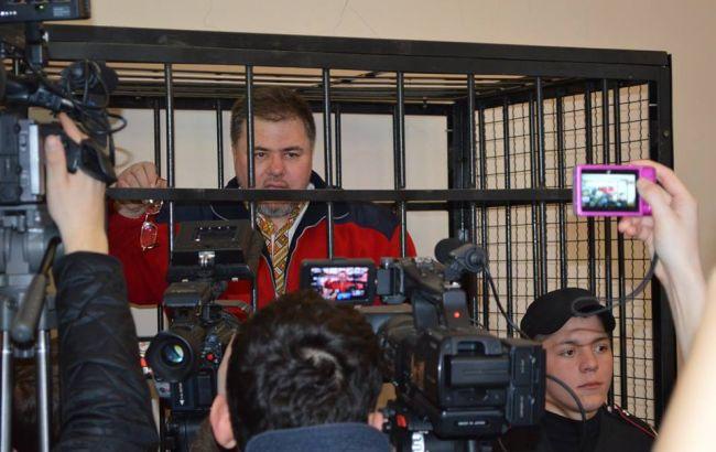 Обвинуваченого у державній зраді журналіста Коцабу залишили під арештом до 6 червня