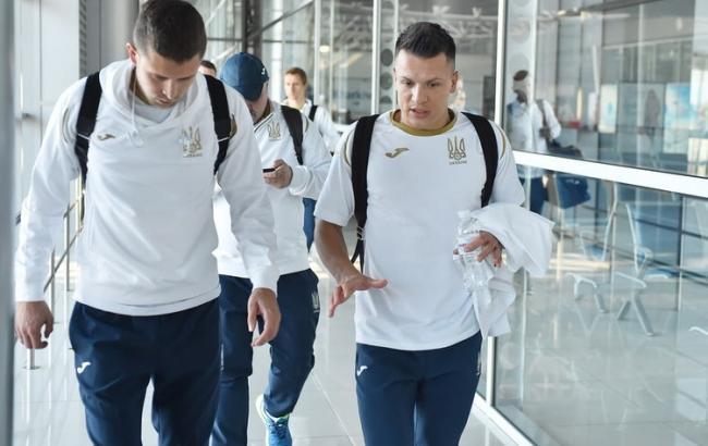 Коноплянка стал лучшим в игроком сборной Украины в матче против Италии
