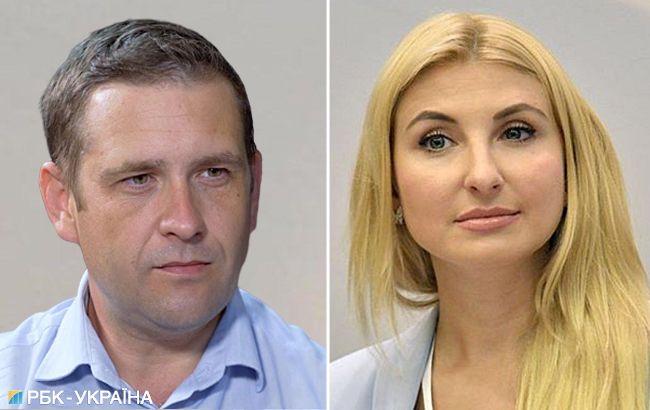 Бернацкой и Бабину объявили подозрение в хищении более 50 млн гривен