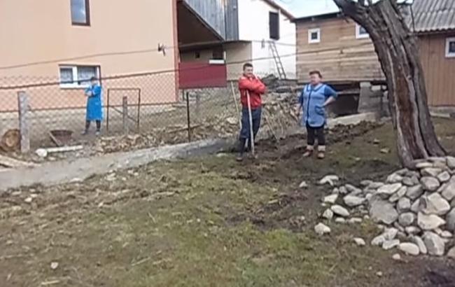 Кадр из видео (YouTube/Марьяна Дербак)