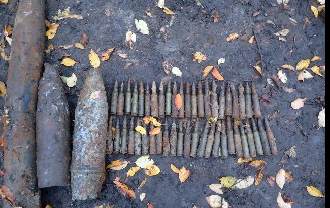 У Луганській області за минулу добу піротехніки виявили 33 боєприпаси