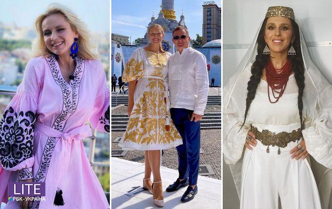 День Незалежності 2021: зірки душевно привітали українців зі святом