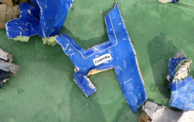 Опубліковані перші фото уламків літака A320, що розбився