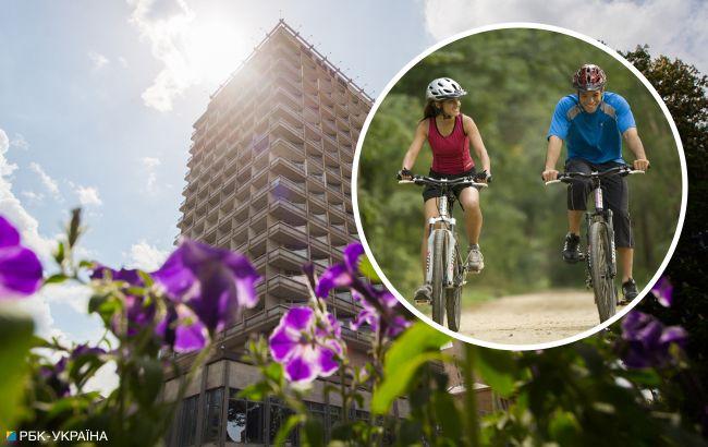 Парки, садиби та таємниці старого міста: кращі ідеї для велопрогулянок Києвом