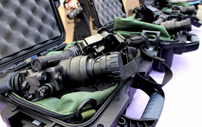 ВСША арестован украинец занезаконный экспорт ночных прицелов итепловизоров