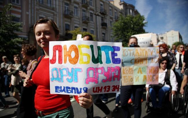"В ""Азове"" рассказали, планируют ли нападать на участников Марша равенства"