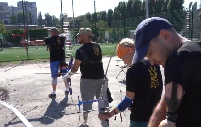 Три года в АТО: в сети рассказали о единственной женщине в украинской сборной на Invictus Games