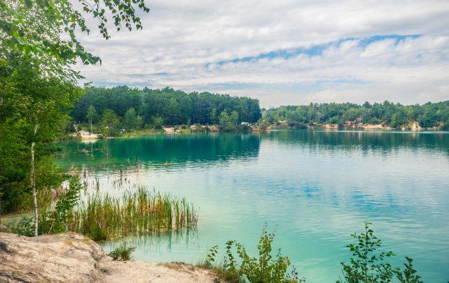 """""""Украинские Мальдивы"""" или """"голубая лагуна"""": идеальное место для отдыха на природе"""