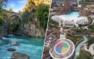 Каньон, аквапарк и восточный рынок: самые интересные локации, которые стоит увидеть в Анталии