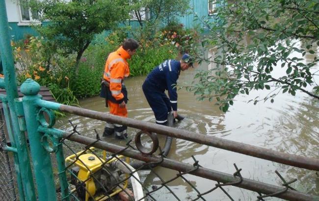 Негода в Україні: у ДСНС повідомили про ситуацію на Прикарпатті