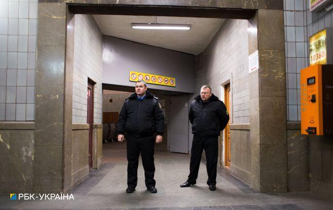 В Киеве заминировали одну из центральных станций метро