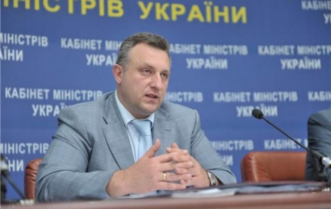 Фото: Буланович уволен с поста главы Укрморречинспекции