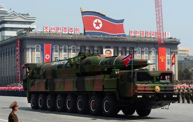 Фото: США попросили Росію приєднатися до зусиль щодо розв'язання ядерної загрози КНДР