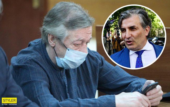 Адвокат меня подставил: Ефремов сделал новое заявление о своем приговоре