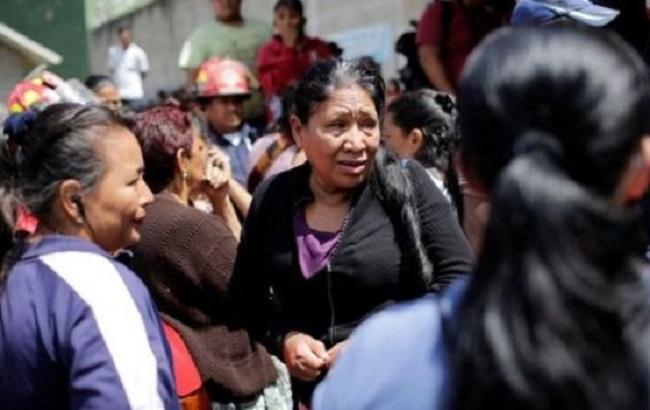 Фото: родичі дітей, які лікувалися в центрі