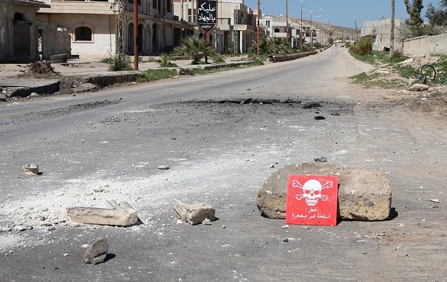 Застосована у Сирії хімічна зброя була радянського виробництва, - HRW