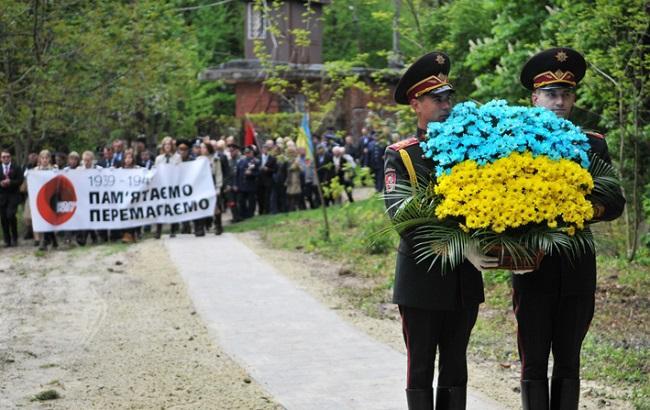 Сегодня украинцы отмечают День памяти ипримирения