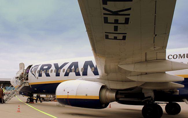 Ryanair предложила компенсации пассажирам отмененных рейсов