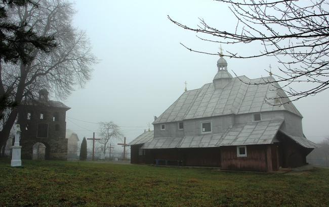 В Тернопольской области первый приход московской церкви перешел ПЦУ