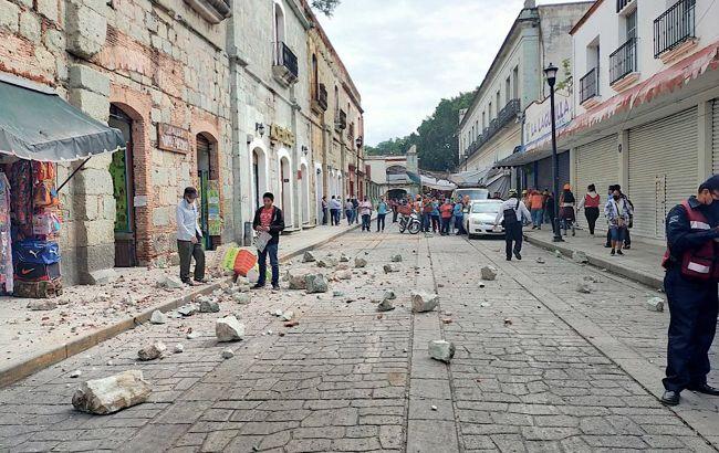 Зросла кількість жертв землетрусу в Мексиці