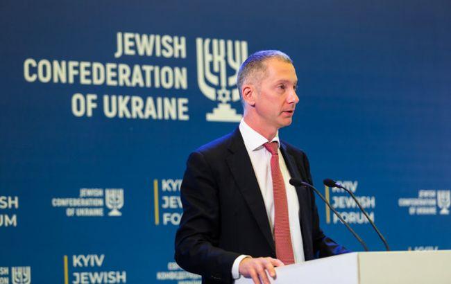 Ложкин назвал четыре главных события в жизни еврейской общины Украины в 2020