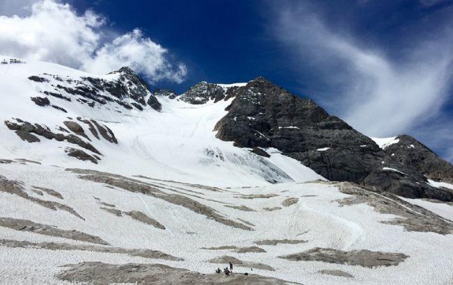 Мое экстремальное знакомство в Доломитовых Альпах с ледником, который вскоре растает