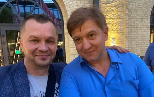 """Данилюк подрался с Миловановим на своем дне рождения: """"дебаты перешли в активную фазу"""""""