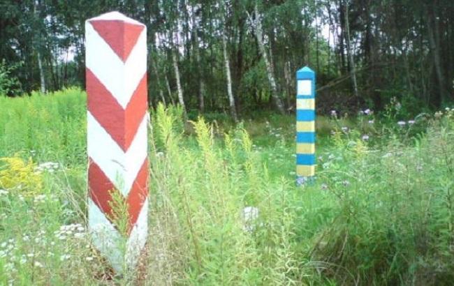 Фото: польско-украинская граница