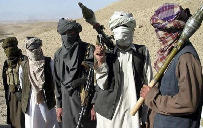 Фото: таліби в Афганістані