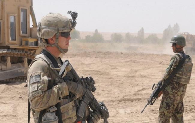 Фото: військова база США в Йорданії