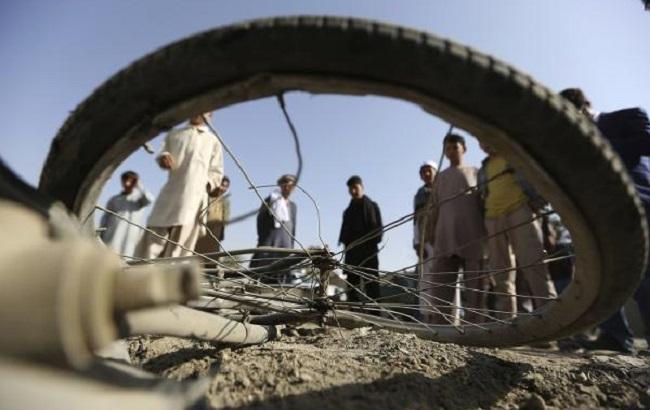 Вибух в Афганістані: загинуло 7 мирних жителів