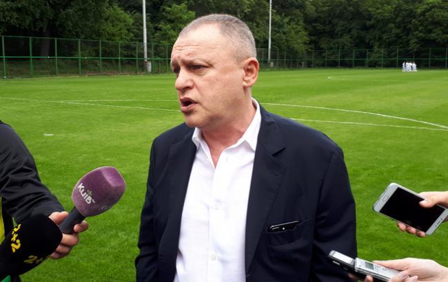 Суркис: Динамо неимеет предложений нипоодному игроку