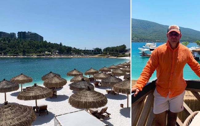 Напівпорожні пляжі: українець розповів про свій відпочинок за кордоном