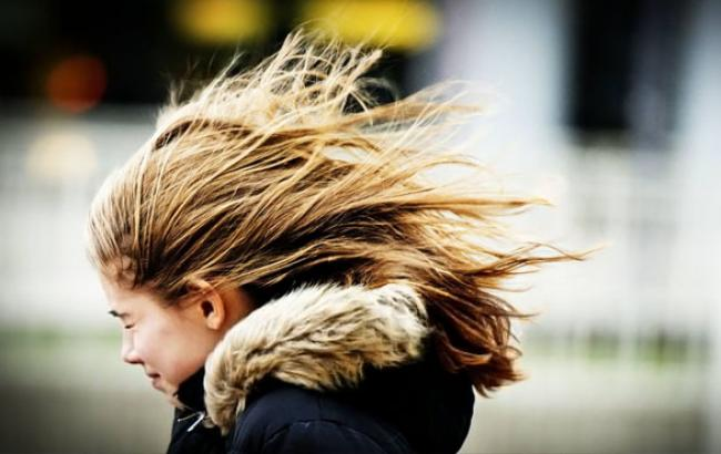 Фото: В Киеве прогнозируют сильный ветер (112.ua)