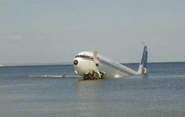 Крушение российского самолета Ту-154: все подробности