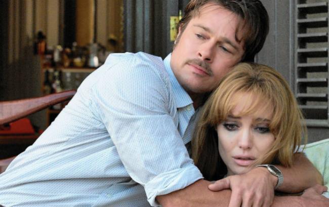 Анджелина Джоли и Брэд Питт скандалят из-за имущества