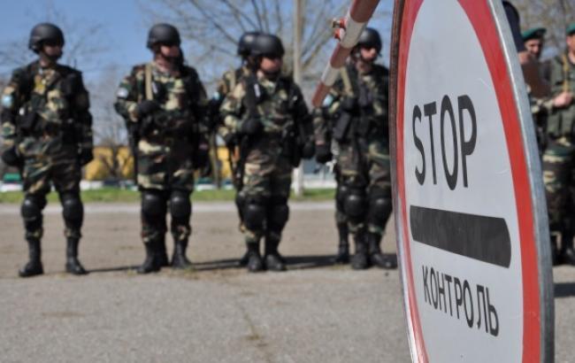 Держприкордонслужба фіксує нарощування бронетехніки у бойовиків ДНР