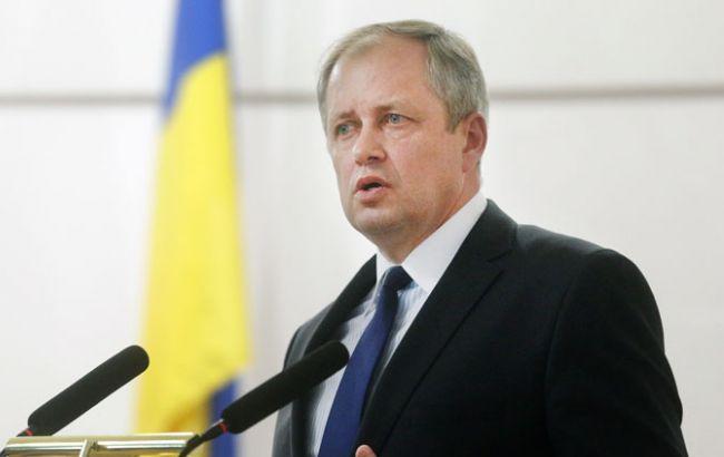 Фото: глава Верховного суда Ярослав Романюк