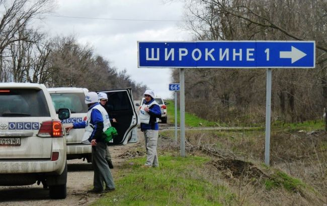 Фото: в Широкино снайпер террористов убил волонтера из Львовской области