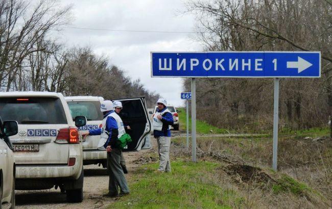 В результаті сьогоднішнього бою в Широкино загинув один морпіх, - журналіст