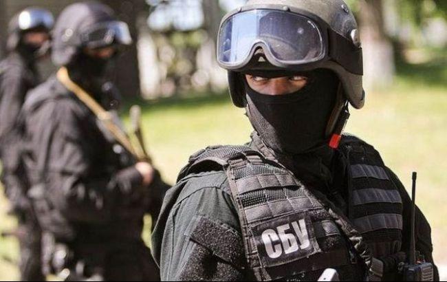 Фото: СБУ обнаружила тайники с оружием в зоне АТО