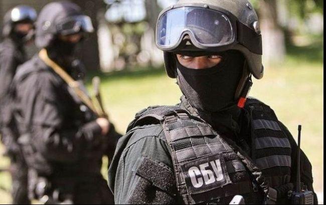 Фото: СБУ задержала рэкетиров