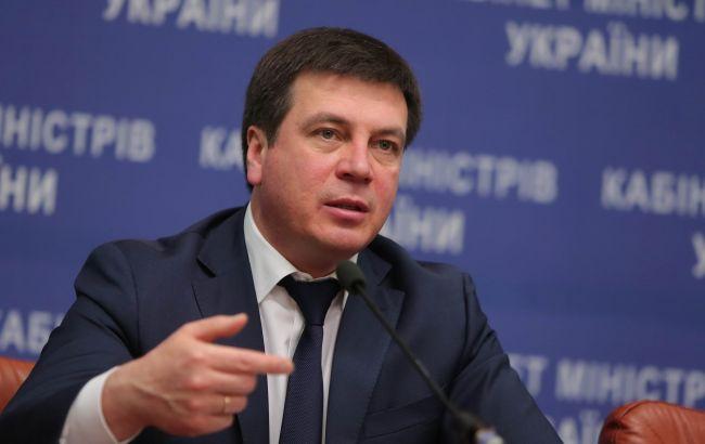 Фото: міністр регіонального розвитку, будівництва і ЖКГ Геннадій Зубко