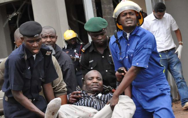 У Нігерії прогриміли два вибухи, загинули 15 осіб