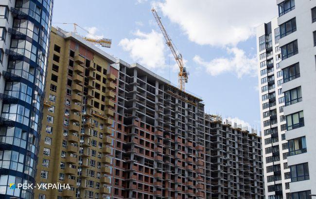 Строительство жилья в Украине с начала года выросло на 20%