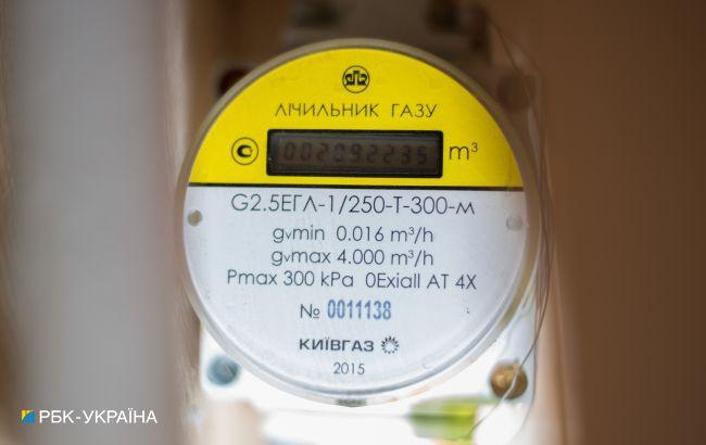 Кінцеві терміни встановлення лічильників газу для населення хочуть подовжити