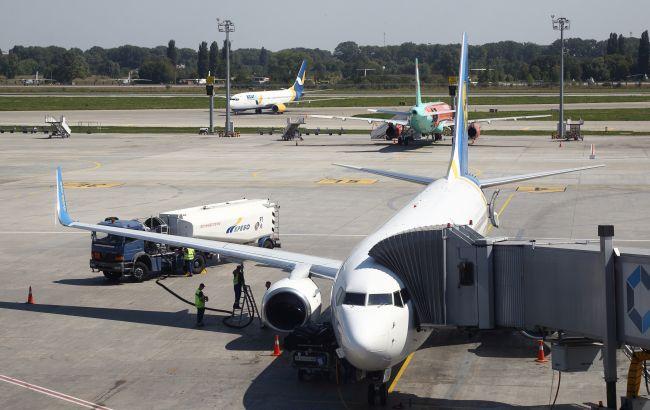 """Скандал у """"Борисполі"""": чому пасажирів не пустили на рейс в Дубай"""